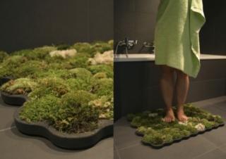 И чтоб никаких ковров в ванной