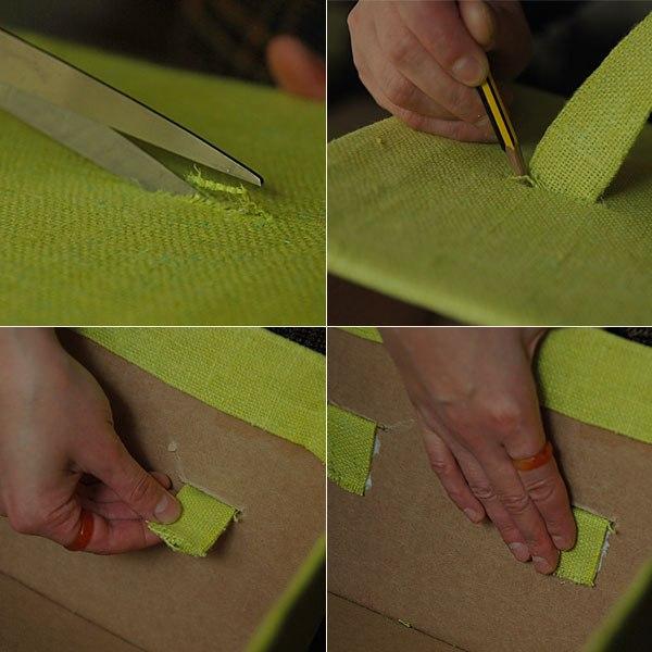 Как сделать красивые коробки для хранения своими