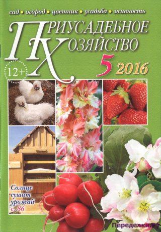 Приусадебное хозяйство 5 2016