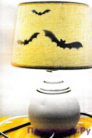 Создаем атмосферу хеллоуина у себя дома
