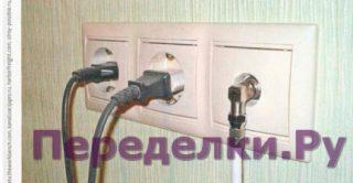 Советы по прокладке в квартире кабеля телевизионной антенны