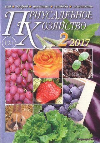 Приусадебное хозяйство 2 2017