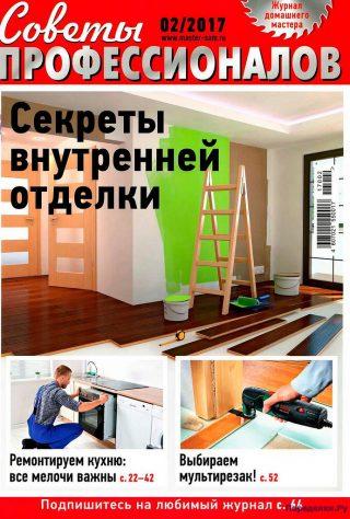 Советы профессионалов 2 2017