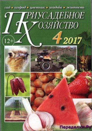 Приусадебное хозяйство 4 2017