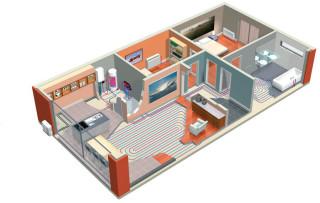 Зонирование» упрощает обслуживание вашего дома