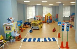 зоны для детей