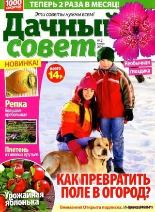 dachnyj sovet №2 2015