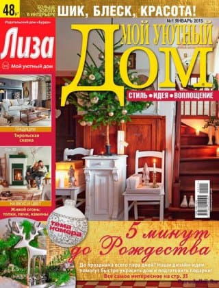 moj uyutnyj dom №1 yanvar 2015