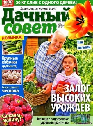dachnyj sovet №17 2015