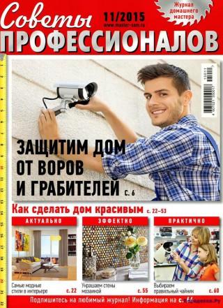 Советы профессионалов №11 ноябрь 2015