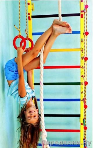 11 Детский спортивный уголок в квартире_cr