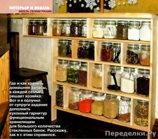 22 Стеллаж для банок с сыпучими продуктами_cr