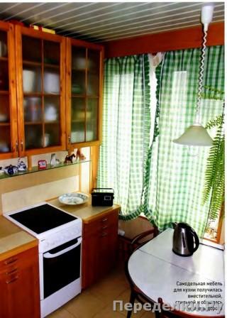 8 Мебель для кухни