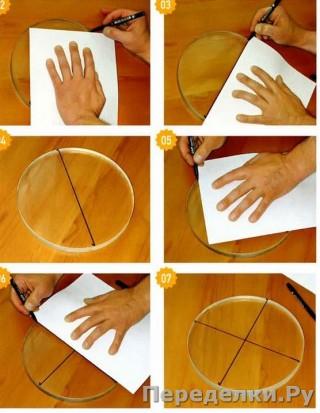 15 Как найти центр круга