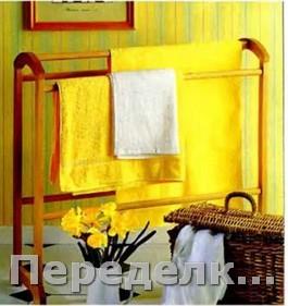 23 Вешалка сушилка для полотенец
