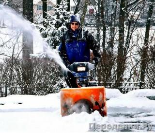 34 Как и чем убрать снег