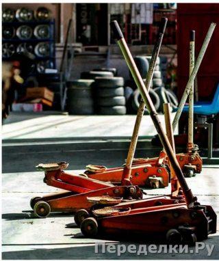 22 Подъемное оборудование для гаража
