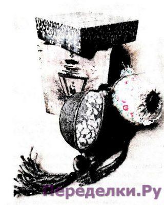 Винтажный шар