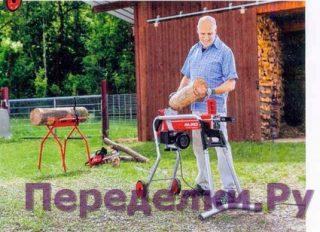 Готовь дрова осенью