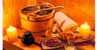 Ароматы здоровья эфирные масла в бане