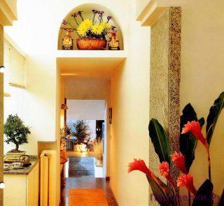 Дом в стиле бонсай