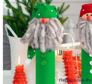 лавянские герои Мороз и Зимник