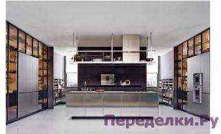 Кухонные интерьеры