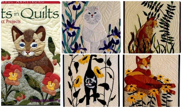 Cats in Quilts 1