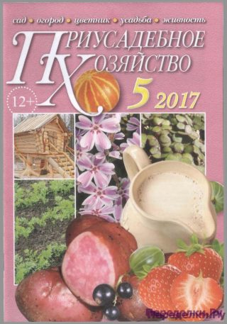 Приусадебное хозяйство 5 2017