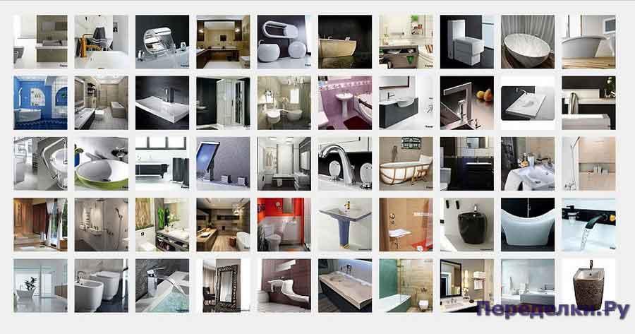 Дизайнерская сантехника 1