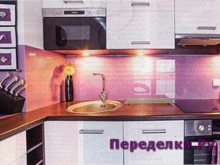 Фото Подсветка рабочей поверхности на кухне