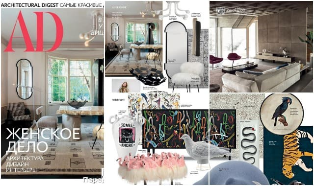 AD Architectural Digest 3 mart 2020