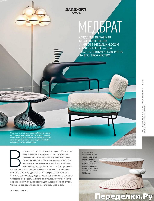 AD Architectural Digest 4 aprel 2020 71