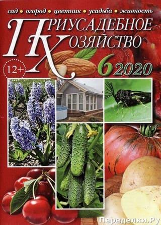Priusadebnoe hozjajstvo 6 ijun 2020